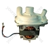 Hotpoint DF31W Circulation Pump and Motor