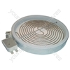 Indesit Solarglow 1800 Watt Ceramic Hob Element