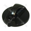 Indesit Brown Hob Control Knob