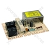 Candy AM110-01 Washing Machine Electronic Control Module