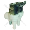 Hoover HWF130M Washing Machine Cold Water Inlet Solenoid Double Valve