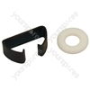 Candy LV2112-(E) Dishwasher Spray Arm Nylon Washer/Nut