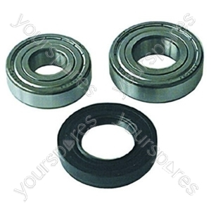 Hotpoint 9574P washing machine bearing Kit Drum
