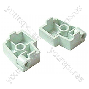 Crosslee CL637 Door Hinge Blocks