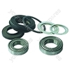 Hotpoint 17334E washing machine bearing Kit Late 's' Type
