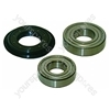 Ariston AL1146TUK washing machine bearing Kit Indesit