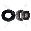 Whirlpool AWM232-3 washing machine bearing Kit Wpl 800/1000