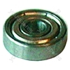 FJ1023 washing machine bearing 6206zz