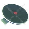 Electrolux SI400GR Hotplate Solid 2000w Red 180mm