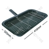 Creda 40051 Grill Pan Complete 243mm X 416mm
