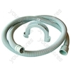 Hotpoint WM35 Drain Hose 22-29mm