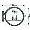 Philips Fan Oven Element 2050w