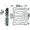Hotpoint 6115B Triple Grill/Oven Element