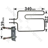 40064 Element Bottom Oven Creda