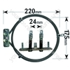 Hotpoint 6170P Fan Oven Element 2600w