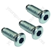 Hotpoint WWH9809FWW Bolts Wma