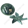 Fan Motor Oven Tricity 3 Hole