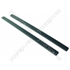 Hotpoint 9524 Side Trims Brown