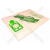 Numatic 202 Henry Microfibre Vacuum Bags