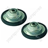 Brushroll Bearing Pair 500