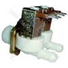 17034 Water Valve Cold Dual 180 Deg