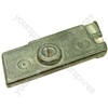 Whirlpool AWM298A Washing Machine Door Latch Plate