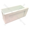 Whirlpool White Plastic Lower Freezer Drawer