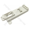 Hoover ALISE868 White Washing Machine Door Latch Guide