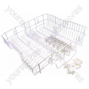 Whirlpool GSF3174-S-D-IN W2-01 Basket