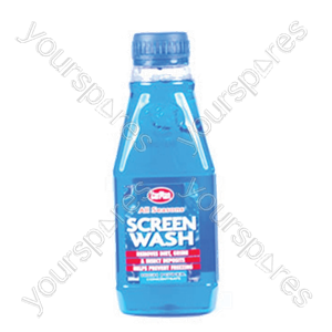 B2115 Carplan All Seasons Screen Wash 500ml