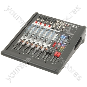 M16DSP 16-channel mixer with DSP effects + USB