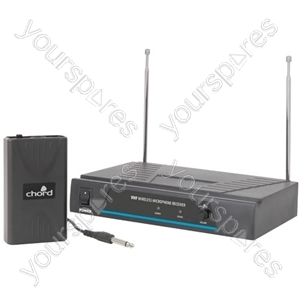 VGW1 VHF wireless guitar system - 174.1MHz
