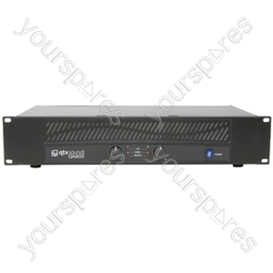 QA400 Power Amplifier