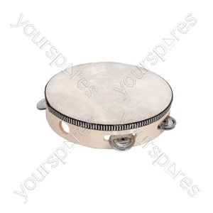 Headed Tambourine 20cm (8in)