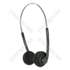 SH27 Stereo headphones