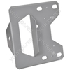 "6"" Pressed steel chimney bracket- bulk"