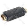 HDMI coupler, socket to socket,