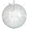 Professional mirror ball 10mm x 10mm tiles - 30cmØ
