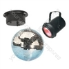 Disco set 2 with 30cm mirrorball