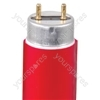 C-Tube Flaming Red Sleeve, T8 120cm