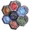 (UK version) 6 Linkable LED Light Pods with Controller