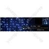 (UK version) 90 LEDs heavy duty string light - Blue
