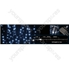 90 LEDs outdoor string light with control - White
