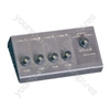Microphone Mixer 4-Channel
