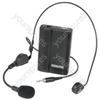 (UK version) Headset VHF System 173.8MHz