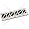 i2 Garagekey mini MIDI keyboard