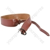 Leather Guitar Strap Bass