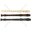 Descant Recorder - Brown