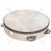 Headed Tambourine 25cm (10in)