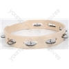 Wooden Tambourine 20cm (8in)